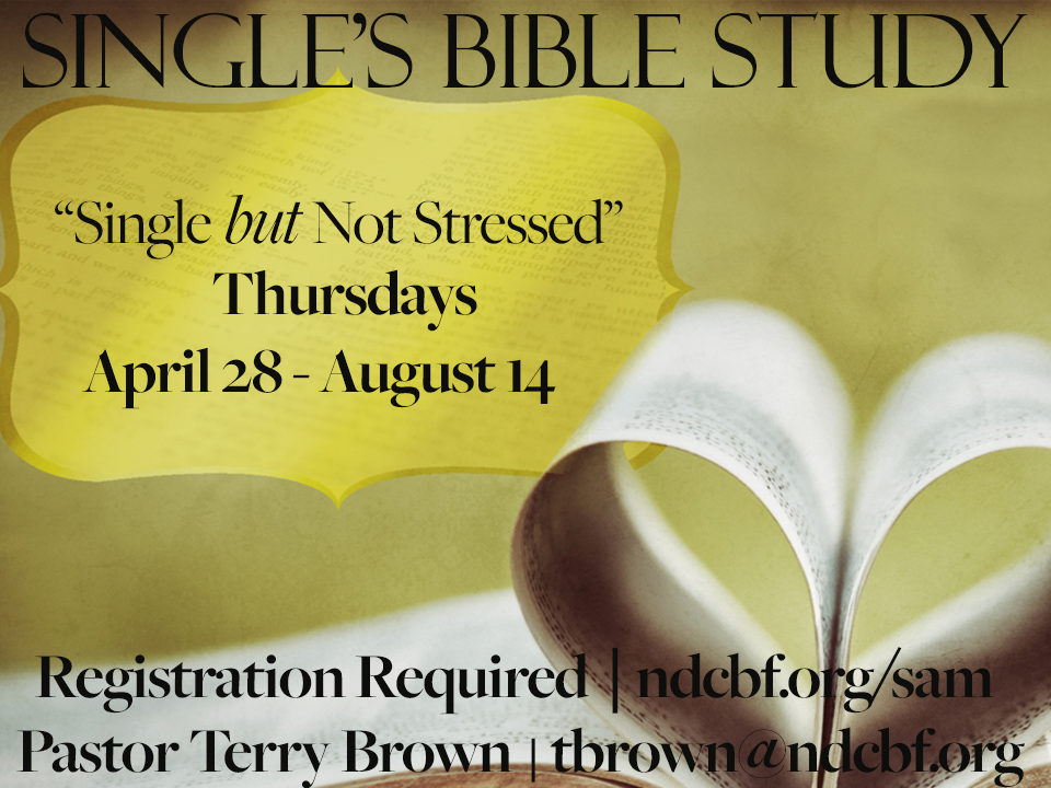 Community Bible Study DALLAS CENTRAL EVE - TX Class